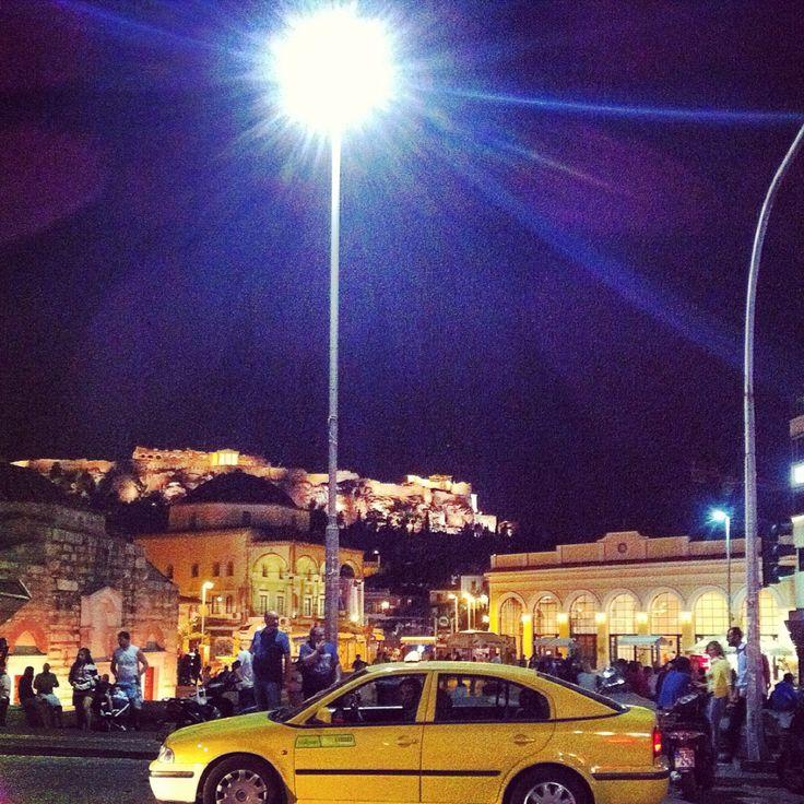 Monastiraki. Athens.