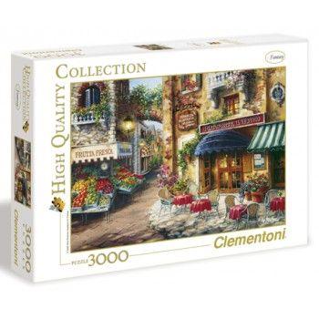 Clementoni Παζλ 3000 Ομορφο Εστιατοριο