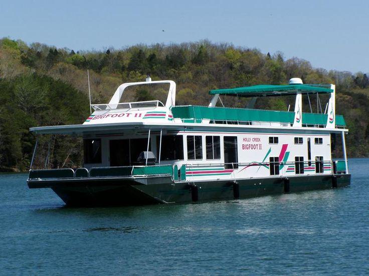 84 bigfoot ii houseboat houseboat vacation house boat