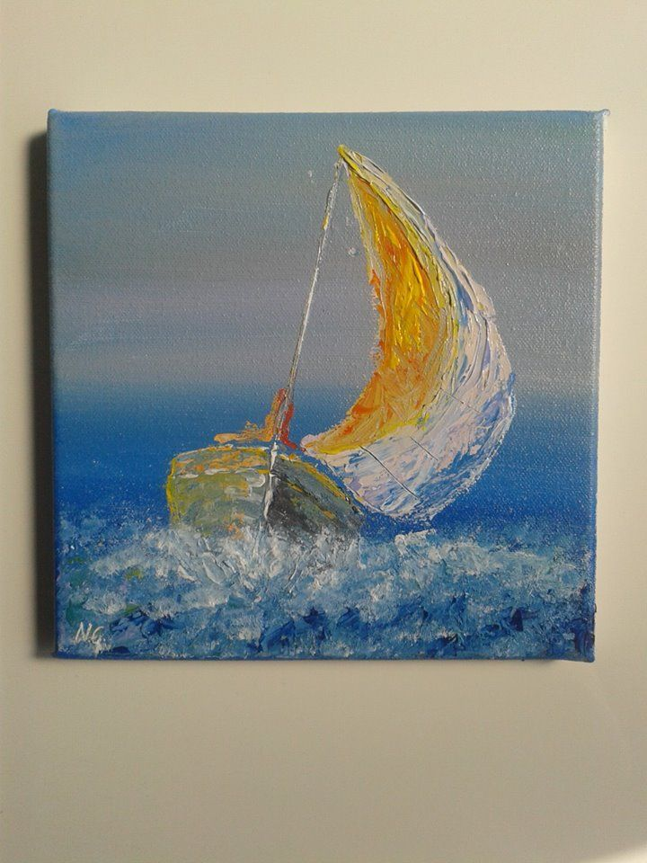 Best 25 Sailboat Painting Ideas On Pinterest Sunset Painting Easy Easy Acrylic Paintings And
