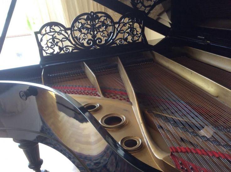 Pianoforte Bluthner mezza coda