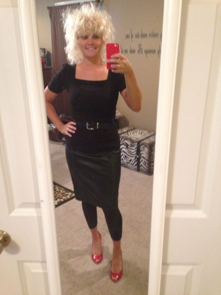 Grease Sandy costume homemade modest | COSTUMES DIY ...