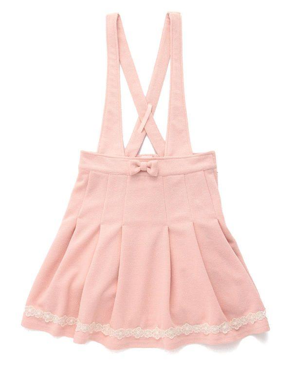 サスつきプリーツスカート|スカート | 渋谷109で人気のガーリーファッション リズリサ公式通販