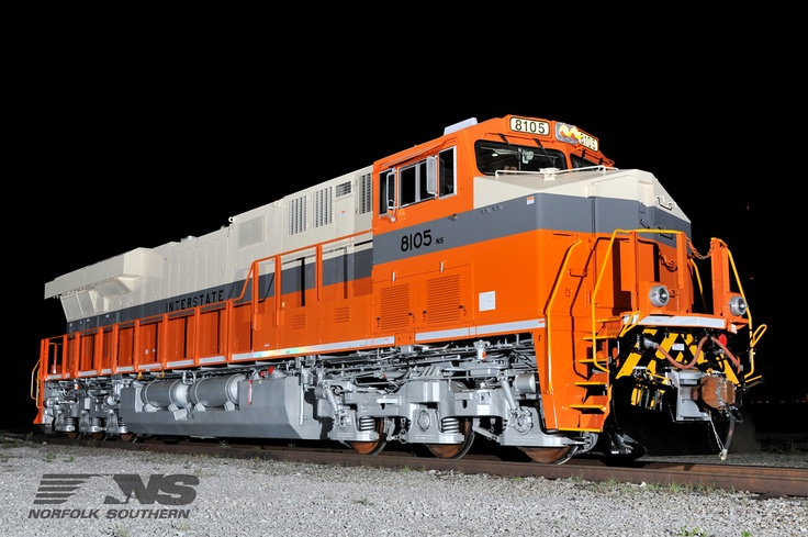 Norfolk Southern Heritage Locomotives - Our Colorful Heritage | Norfolk Southern – The Thoroughbred of Transportation | Creating green jobs shipping freight by rail: Heritage United, Southern Heritage, Norfolk Southern, Railroad Photo, Real Training, Red Caboo, Training Track, Small Training, Heritage Locomotive