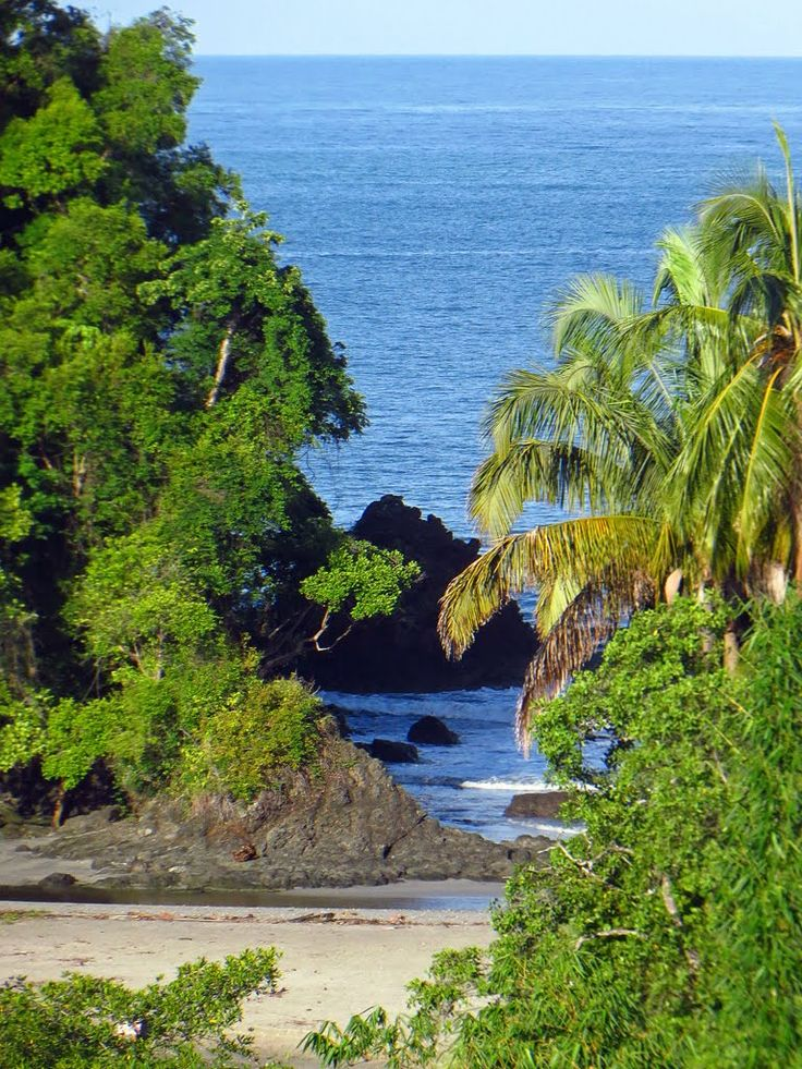 Manuel Antonio National Park , View, Costa Rica