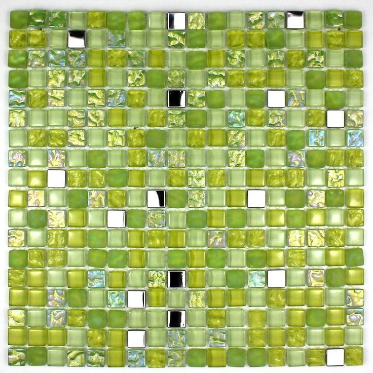 Les 142 meilleures images du tableau carrelage mosaique de for Miroir 9 carreaux
