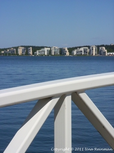 Summer in Lahti, Finland