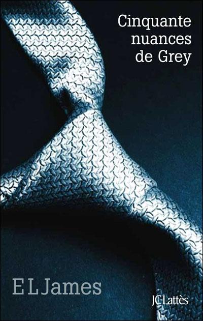 Le Bouquinovore: Cinquante nuances de grey, E.L.James