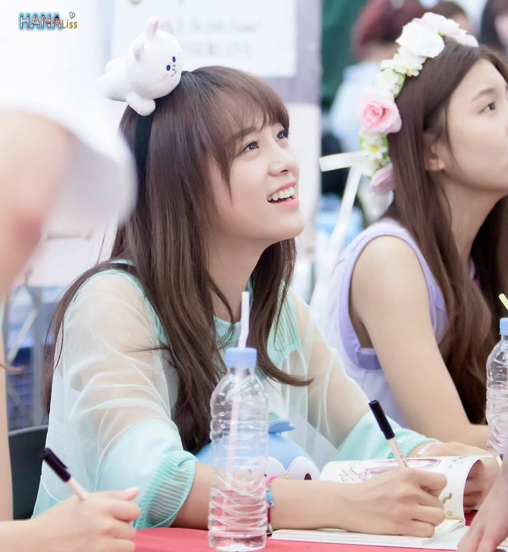 Sejeong (Busan Fansign)