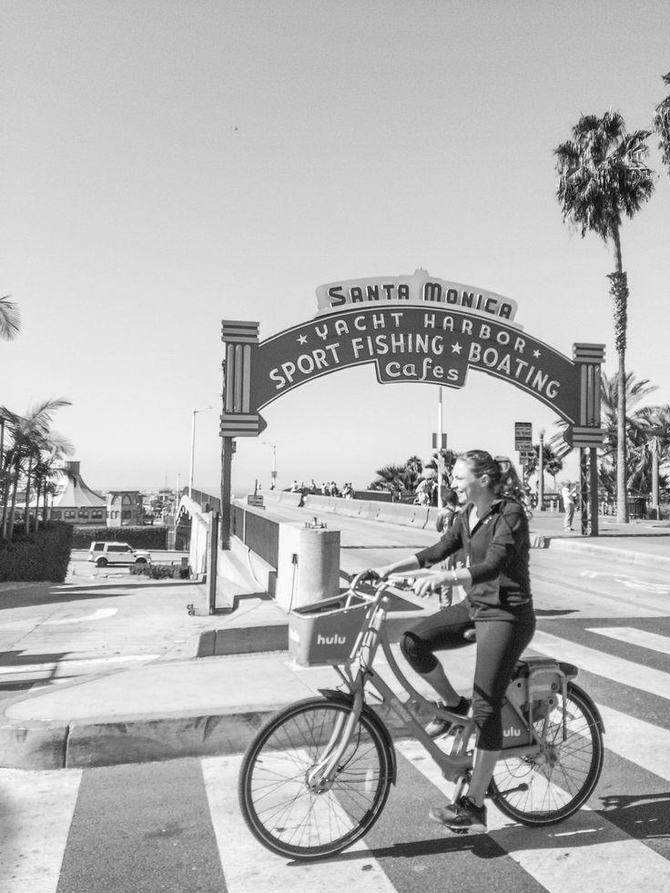 Santa Monica Pier, October 2017