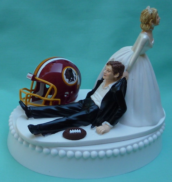 basketball themed wedding cake toppers 17 best images about redskins cake on 11104