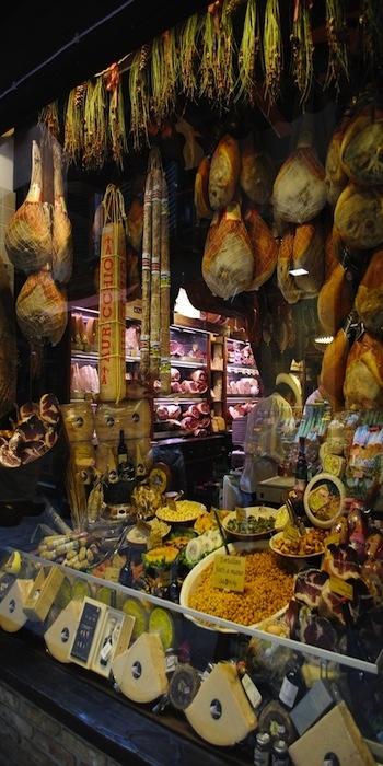 Bologne - Le marché de Quadrilatero #mapauseentrecopines
