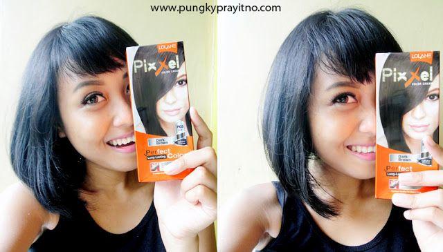 Galaksi Pungky: Review: Lolane Pixxel, Cat Rambut yang Gak Merusak