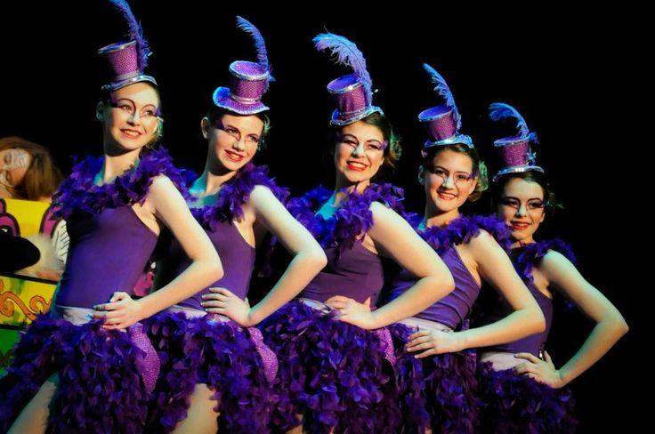 Costumes by:Samantha Waldrop Seussical Jr. BIRD GIRLS
