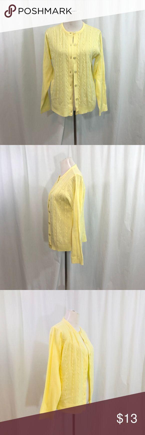 Более 25 лучших идей на тему «Yellow cardigan sweater» на ...