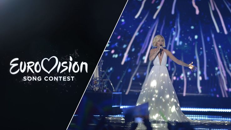 Polina Gagarina - A Million Voices (Russia) - LIVE at Eurovision 2015: S...