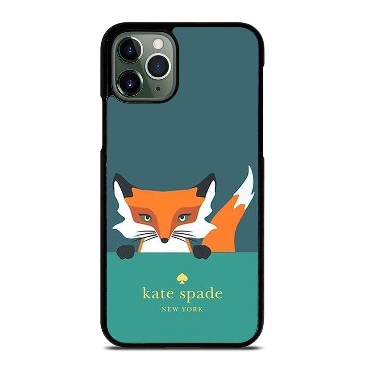 Kate spade novelty fox iphone 11 pro max case spade fox
