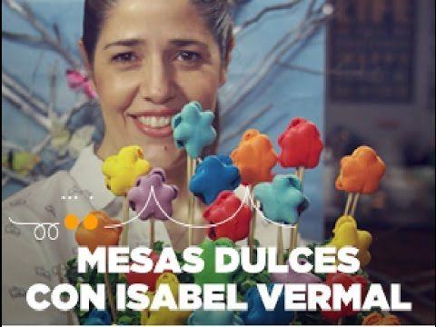 Mesas Dulces ►Pavlova ♦ Cupcakes en Vasitos ♦ Bomba de Chocolate◄ - YouTube