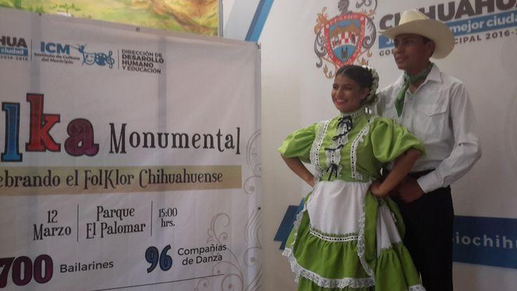 Invita el ICM a celebrar el folklore chihuahuense a través de la Polka Monumental   El Puntero