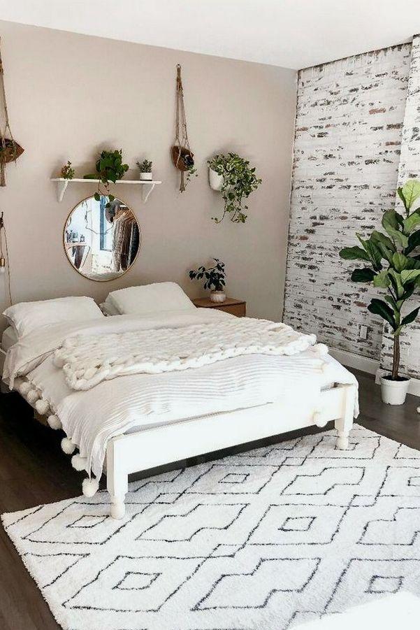 25 Cool Ideas For Small Bedrooms Pelaburemasperak Com Apartment Bedroom Decor Apartment Decorating College Bedroom Mid Century Modern Bedroom Design