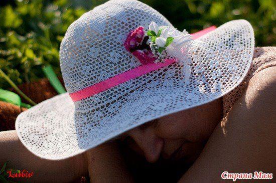 Criatividades em Crochê: Chapéus