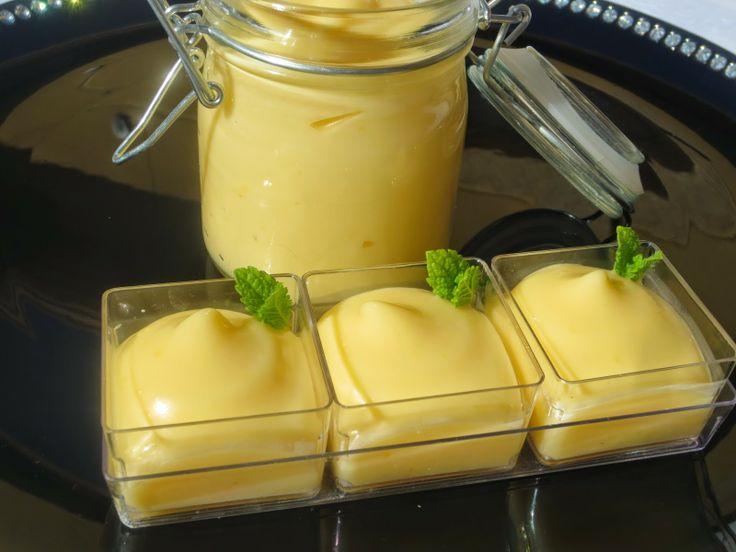 Lemond curd Crema de limón Ana Sevilla con Thermomix