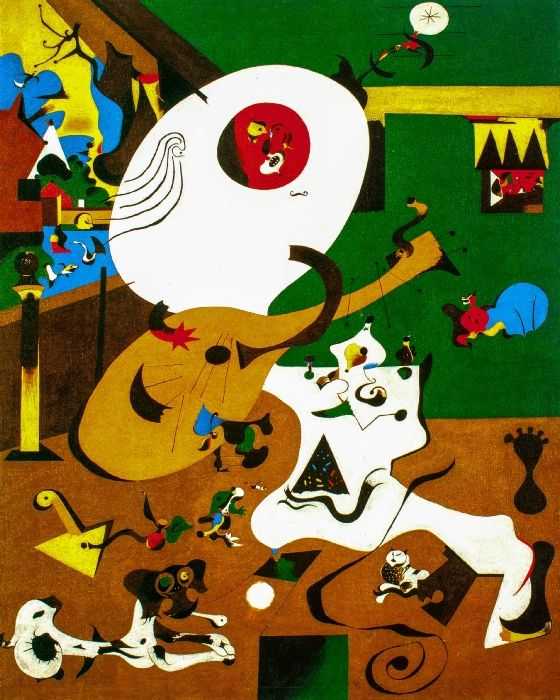 17 meilleures images propos de joan mir sur pinterest for Joan miro interieur hollandais