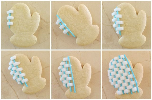 The Partiologist: Hand Knit Cookies!