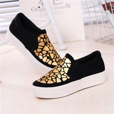 Women Casual shoes 2016 fashion Good quality Women shoes Outdoor Walking Women Flats