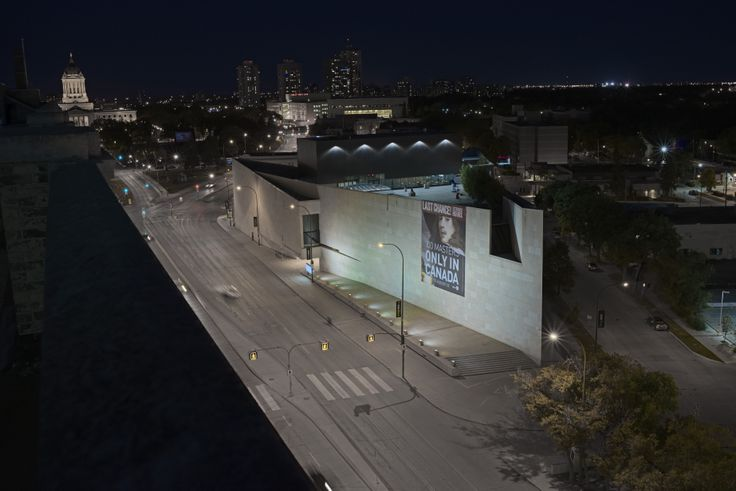 Winnipeg Art Gallery, Winnipeg, Manitoba