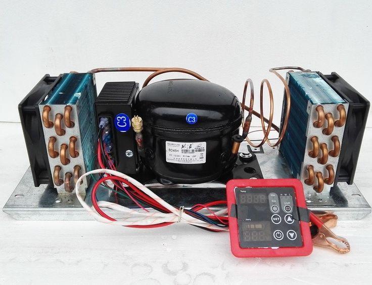 Cheap compressor condenser unit, Buy Quality compressor dc directly from China compressor for refrigerator Suppliers: BD45HC PURSWAVE DC Compressor Condensing Units for max. 450 liters Refrigerator 12V24V48V72V compressor condenser thermostate