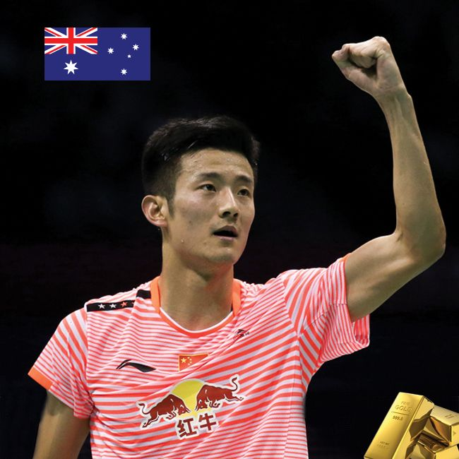 AUSTRALIAN OPEN CHAMPION! Chen Long clinched the GOLD medal and thousands of dollars with an exciting win Viktor Axelsen of Denmark at the 2015 Australian Badminton Open! From our account, Chen Long has not lost a match in a Superseries tournament since the World Championships! THAT`S EXTREME! www.shopbadmintononline.com Be Bold | Achieve More #MakeTheChange!