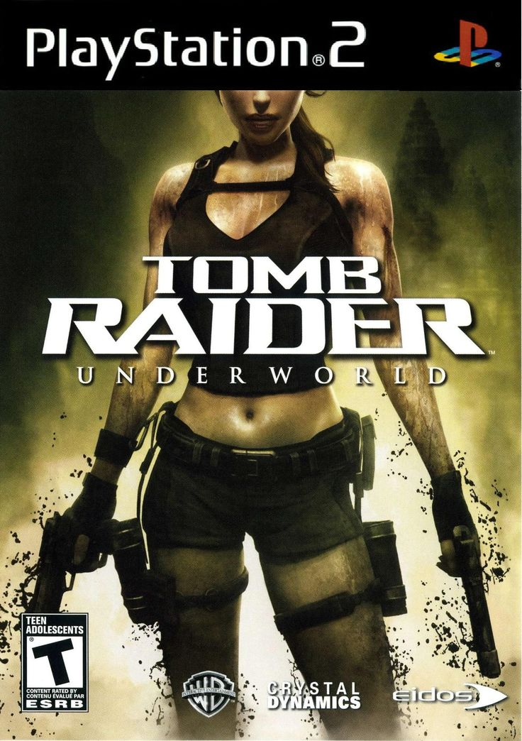 Tom Raider Underworld