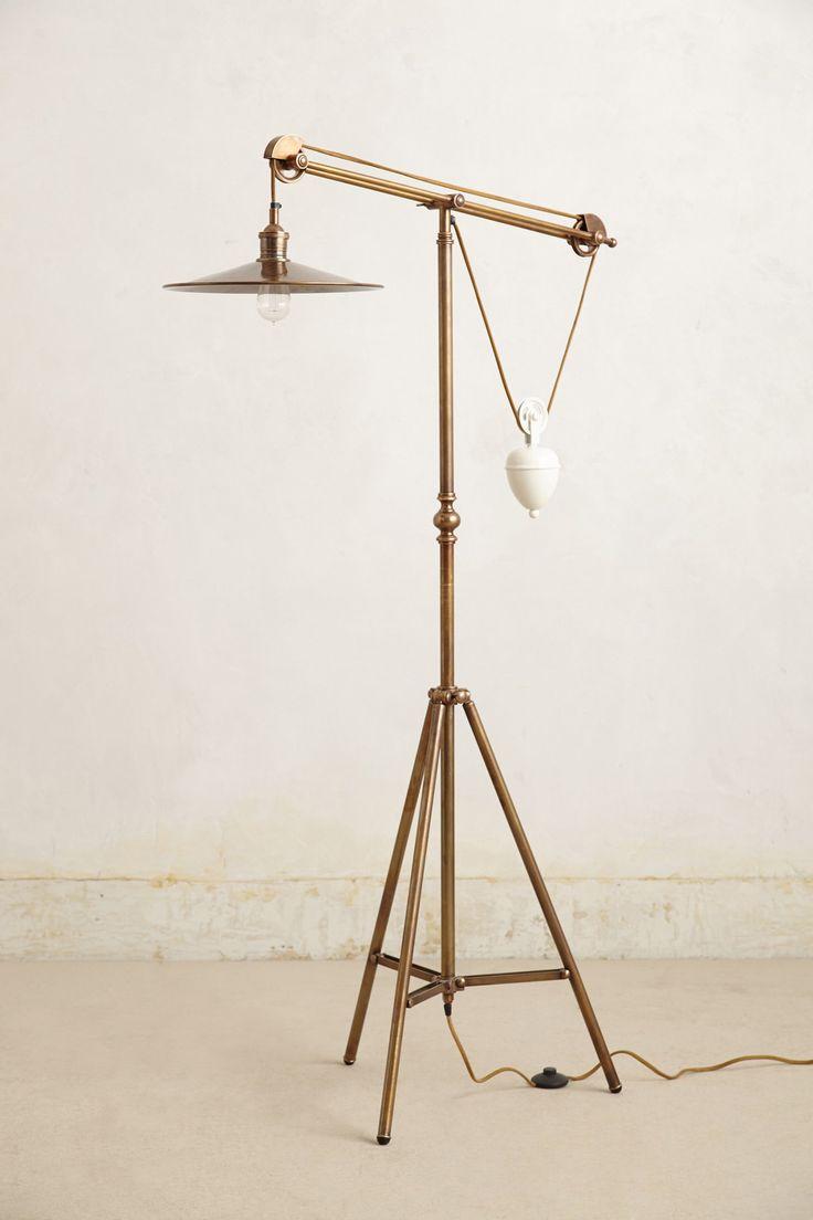 27 best floor lamps images on pinterest floor standing lamps counterbalance floor lamp anthropologie aloadofball Images