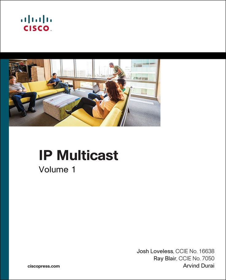 IP Multicast, Volume I thoroughly covers basic IP multicast principles and routing techniques for building and operating enterprise and service provider networks to support applications ranging from videoconferencing to data replication.