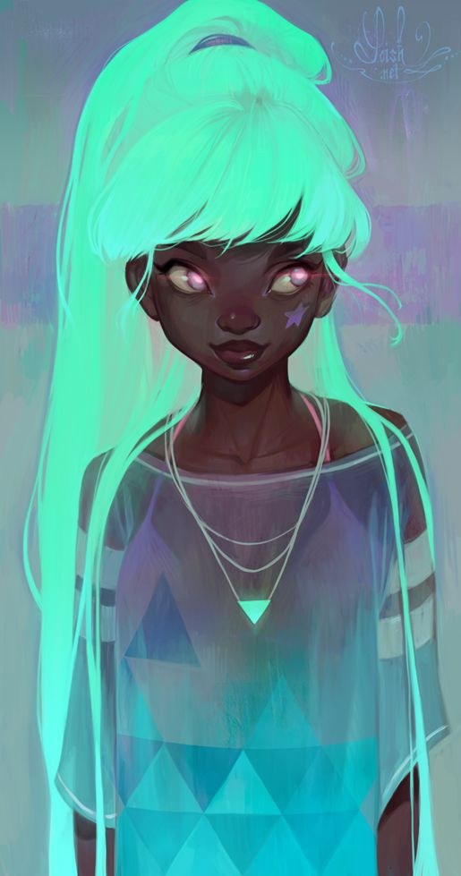 lumen by loish, cute girl, sexy woman, digital painting, personal painting, inspirational art, #art, #painting, #girl, alternative style