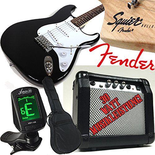 guitarra electrica fender squier original