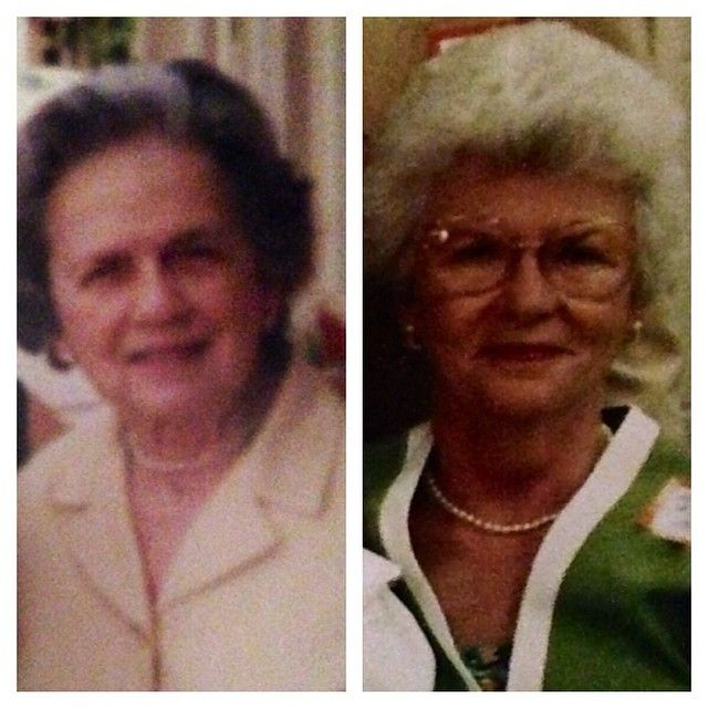 #LoveYouBest Contest Day 4- My gorgeous grandmoms. #wcw Post a pic of what you love best, tag me, & #loveyoubest to win.
