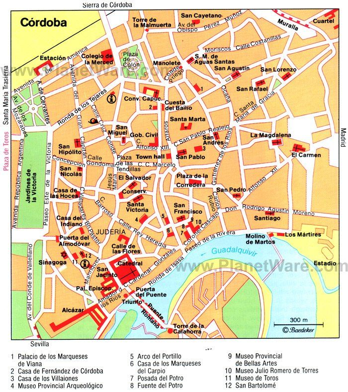 12 Top Tourist Attractions In Cordoba Easy Day Trips