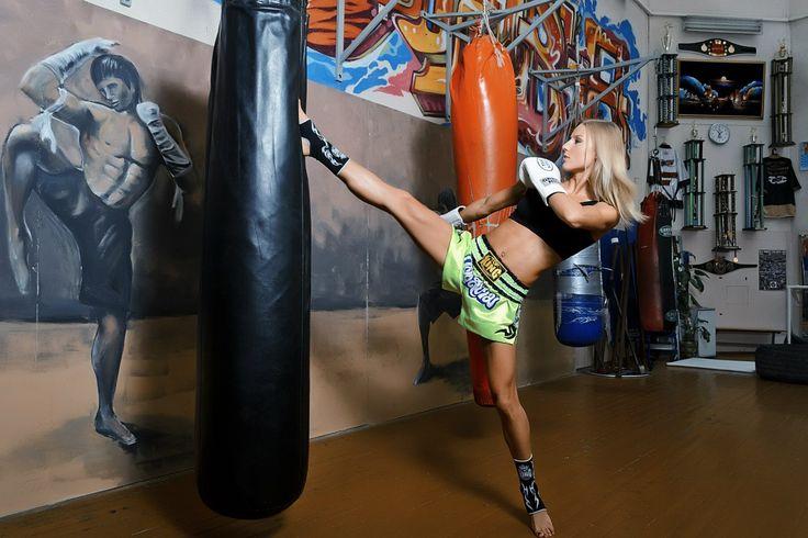Екатерина Вандарьева - Тайский бокс