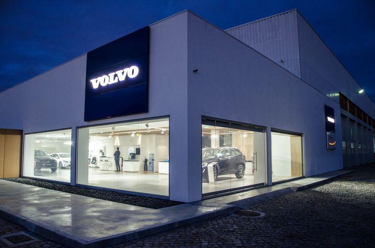 Stand da Volvo
