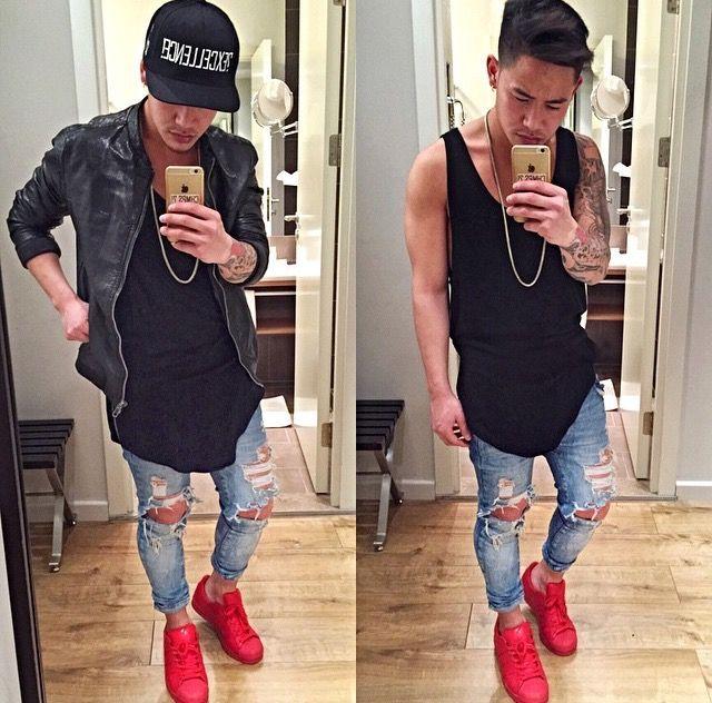 Urban Men Outfit, Men's Fashion