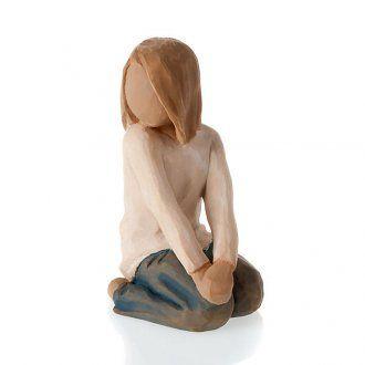 Willow Tree - Joyful child(frohe Maedchen)   Online Verfauf auf HOLYART