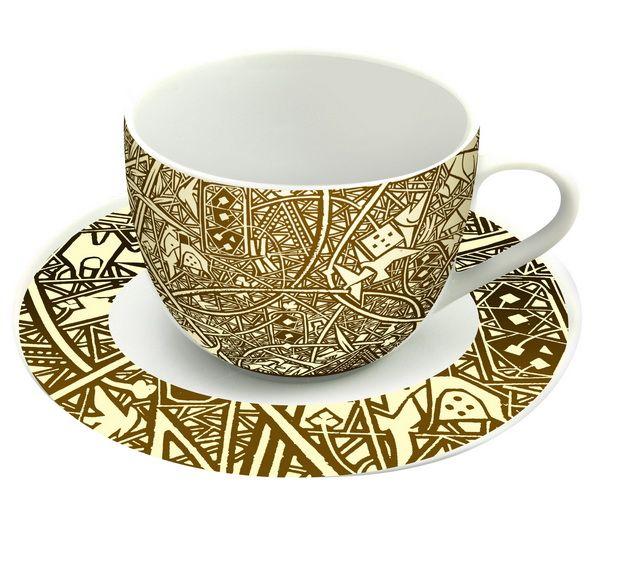 Tea pair by Savva