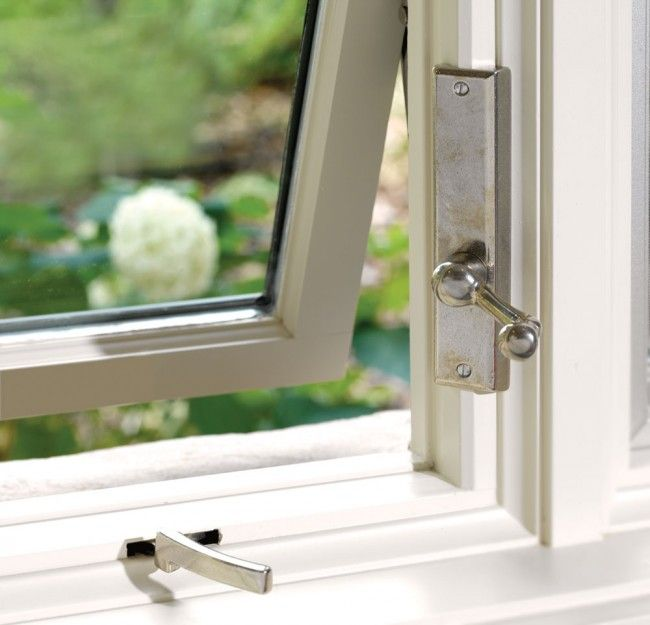 Casement Window Crank And Sash Lock Rocky Mountain
