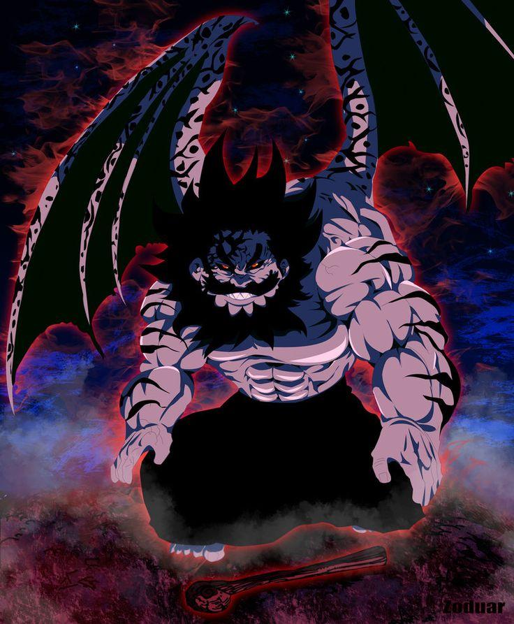 Demon King Teacher   Nanatsu, Nanatsu no taizai mangá ...