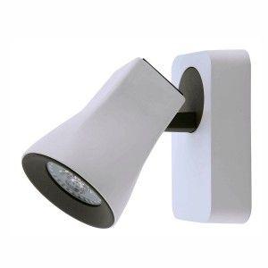 Lampa ścienna VALENTINA kinkiet biała 4W LED Italux FH31761A11spotlight