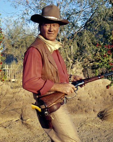 Picture of John Wayne in El Dorado