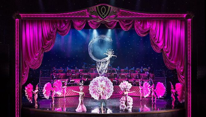 Want to see with F but wait to buy tix utnil they've refined the show. Steve Wynn's ShowStoppers - Showtimes, Deals & Reviews | Vegas.com