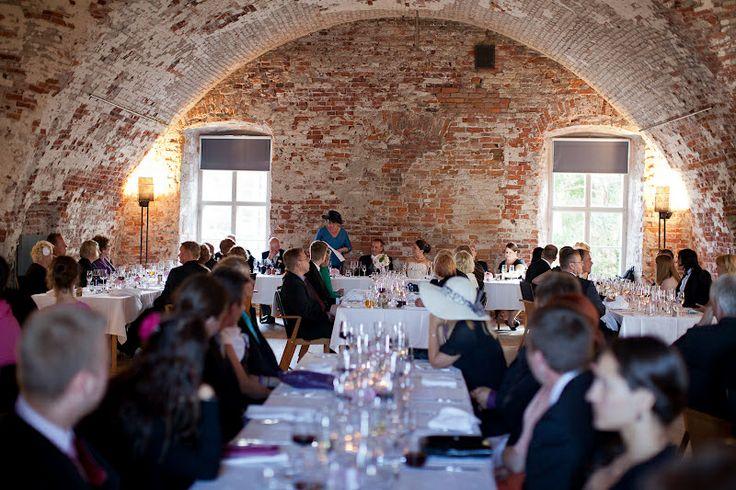 Wedding   häät Suomenlinna   Tenalji von Fersen   häät Helsinki   Pasi Nikkanen   morsiamen äidin puhe   Heidi & Lassi 4.8.2012